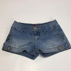 Union Bay jean shorts